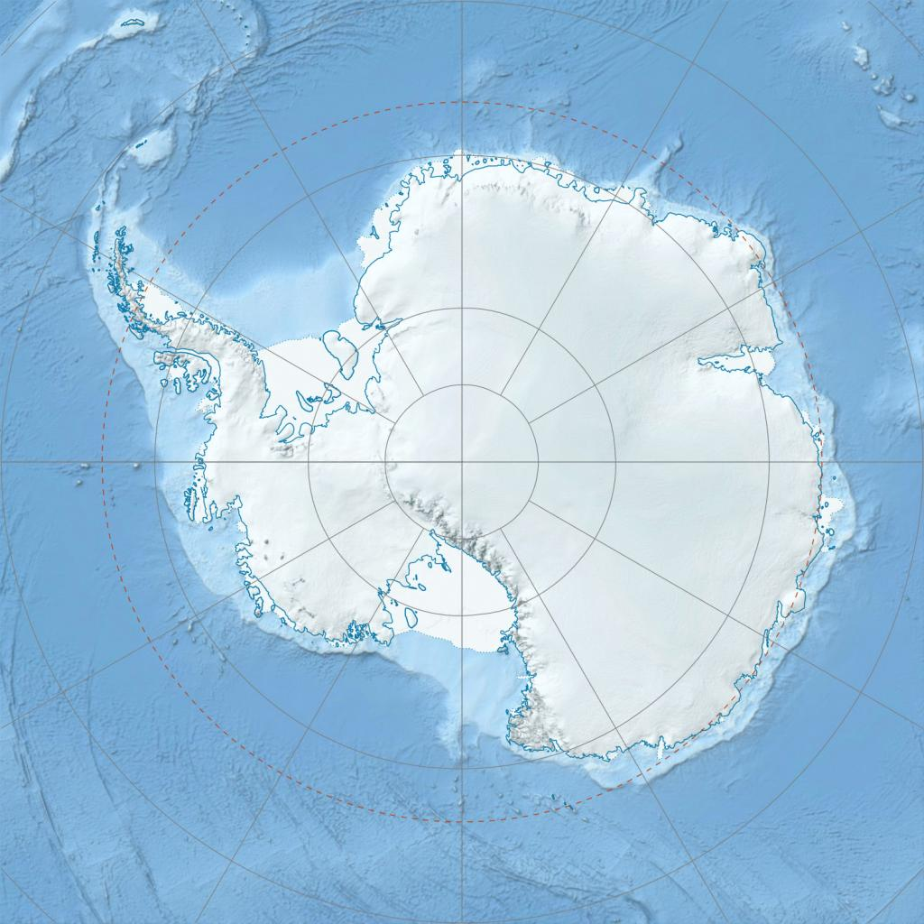 Antarctica_relief_location_map