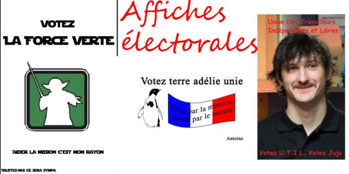 1 affiches election 1