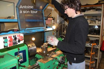 Antoine à son tour