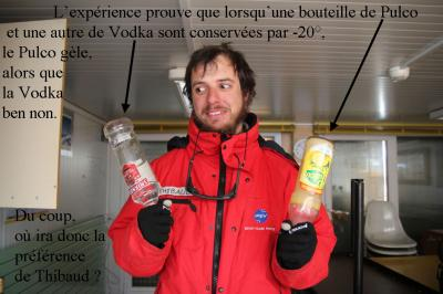 Antarctique pays de science