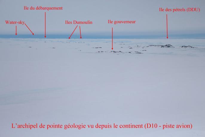 Archipel pointe geologie 2