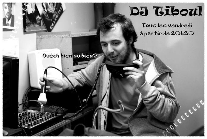 DJ thiboul