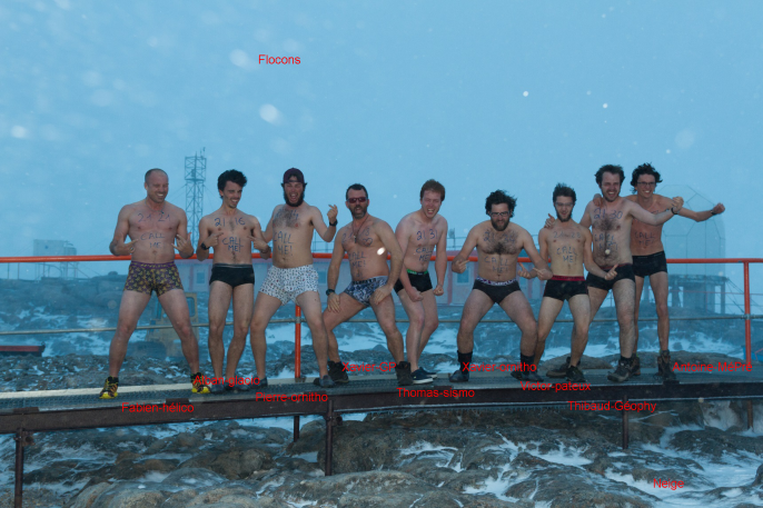 Heros polaires